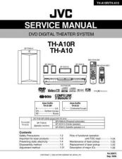Buy JVC 20872 Service Manual by download Mauritron #255000