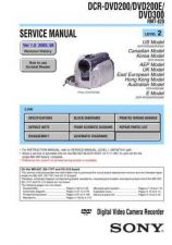 Buy Sony DCR-PC4EPC5PC5E RMT-809811812 Service Manual by download Mauritron #239653