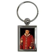 Buy King Henry VIII The 8th Portrait Art Key Chain Keychain
