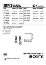 Buy Sony KV-14V6A Service Manual by download Mauritron #244261