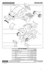 Buy Scalextrix No.476 MG Metro 6R4 Service Sheets by download Mauritron #206658