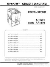 Buy Sharp SHARP AR-651 by download Mauritron #210638