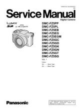 Buy Panasonic DMC-LS1GN Service Manual with Schematics by download Mauritron #266839