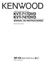Buy Kenwood KVT-717DVD by download Mauritron #219590