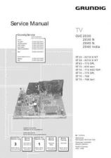 Buy GRUNDIG CUC2030 SERVICE I by download #105595