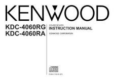 Buy Kenwood kdc-4070ra Operating Guide by download Mauritron #221698
