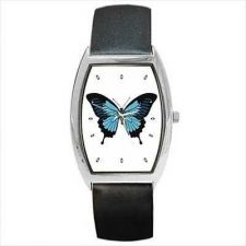 Buy Blue Butterfly Unisex Wrist Watch