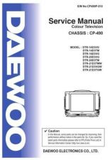 Buy Daewoo. [20.1] FR35030010 on Manual by download Mauritron #212241