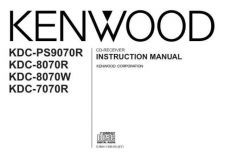 Buy Kenwood kdc-ps9080r Operating Guide by download Mauritron #222120