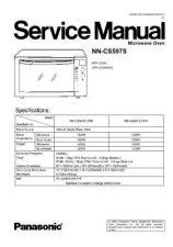 Buy Panasonic NN-H744 Service Manual by download Mauritron #268087