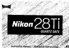 Buy NIKON 28Ti Instruction Manual by download Mauritron #265817