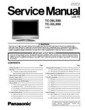 Buy Panasonic MTNC061009SE Service Manual by download Mauritron #268047