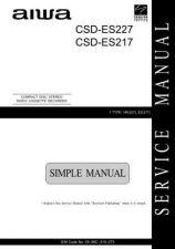 Buy AIWA 09-98C-319-2T3 Service Informat by download #107464