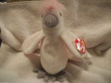 Buy Collectible TY Beanie Baby KuKu the cockatiel bird /Christmas/plush stuffed