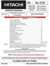 Buy Hitachi RAS-14CH3 Service Manual by download Mauritron #264025