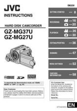 Buy JVC GZ-MG37U Service Manual by download Mauritron #273345