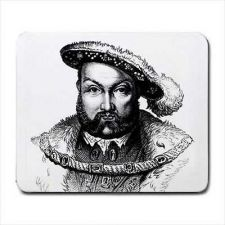 Buy King Henry The 8th VIII Royalty Art Computer Mouse Pad