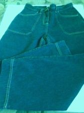 Buy Women's Christopher and Banks Black Jeans Size 6