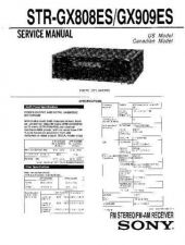 Buy Sony STR-K751P Service Manual. by download Mauritron #245160