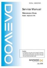 Buy Daewoo QG6CA75001 Manual by download Mauritron #226327