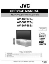 Buy JVC 47 Service Manual by download Mauritron #273130