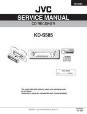 Buy JVC 21 Service Manual by download Mauritron #273113