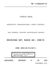 Buy TM11-662 Technical Information by download #116162
