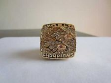 Buy REPLICA 1998 Denver SB XXXIII CHAMPIONSHIP RING 11S MVP PLAYER ELWAY NIB