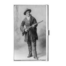 Buy Calamity Jane Western Hero Business Credit Card Holder