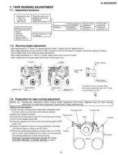 Buy Sharp VLMC500191 Service Manual by download Mauritron #210970
