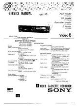 Buy SONY F500R Technical by download #104920