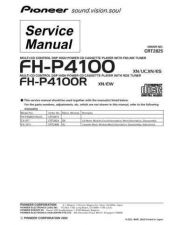 Buy Pioneer C2825 Manual by download Mauritron #227457