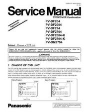 Buy Panasonic MKE0604600AE Service Manual by download Mauritron #267945