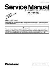 Buy Panasonic -LX95EB-GCS Service Manual by download Mauritron #267537