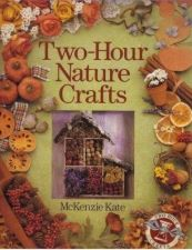 Buy Two-Hour Nature Crafts by Kate McKenzie (1997, Hardcover)