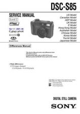 Buy Sony DSC-T7[4] Service Manual by download Mauritron #240325