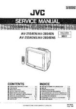 Buy JVC jvc-av-25s4ens- Service Manual by download Mauritron #273449