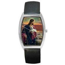 Buy The Lord is my Shepherd Jesus Art Wrist Watch