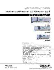 Buy Yamaha MOTIF XS DIS3 C Manual by download Mauritron #257922