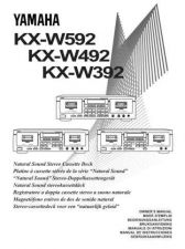 Buy Yamaha KX-W302 Operating Guide by download Mauritron #248302