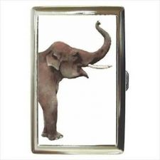 Buy Elephant Trunk Cigarette Money Credit Business Card Case