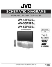 Buy JVC 49 Service Manual by download Mauritron #273132