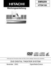Buy Hitachi SM 9209G Manual by download Mauritron #225620