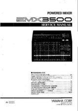 Buy Yamaha EMX300 Parts C Manual by download Mauritron #256784