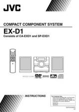 Buy JVC EX-D1 by download Mauritron #270378