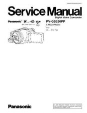 Buy Panasonic RP-VK21PP Service Manual by download Mauritron #268478