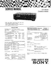 Buy Sony TCM-230DV Service Manual by download Mauritron #233373