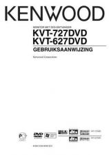 Buy Kenwood KVT-627DVD by download Mauritron #222876