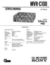 Buy Sony MVC-FDR1FDR1EFDR3FDR3E Service Manual. by download Mauritron #243029