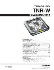 Buy JVC TNR-W_C Service Manual by download Mauritron #255539